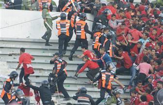 بعد أحداث الشغب بديربي العاصمة.. تونس تقرر إجراء المباريات بدون جماهير