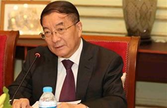 """سفير الصين بالقاهرة : وفد مصري كبير يشارك في منتدى """"الحزام والطريق"""" ببكين الأسبوع المقبل"""