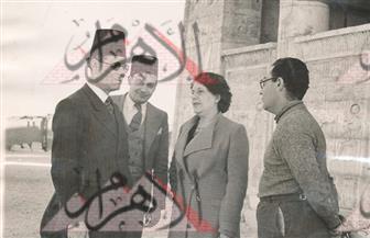 """بعد اكتشافات تونا الجبل.. ننشر صورًا نادرة لسامي جبرة وطه حسين قبل تقديمهما البخور للعاشقة """"إيزادور"""""""