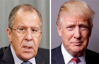 ترامب خلال لقاء لافروف: القتل المروع في سوريا يجب أن يتوقف