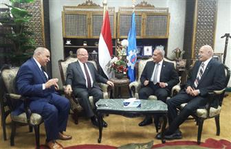 """فى حفل تأبين """"الغزالى"""" .. وزير الثقافة يوافق على إقامة مدينة ثقافية على ضفاف قناة السويس"""