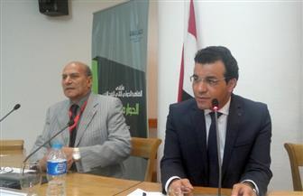 ننشر توصيات ملتقى القاهرة الدولي للنقد.. وربيع: اتفقنا مع هيئة الكتاب على نشر مجمل الأعمال| صور