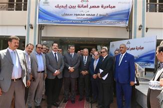 محافظ الشرقية: مدينة العاشر من رمضان قاطرة التنمية في مصر