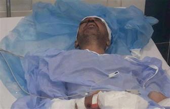 ننشر أسماء المصابين السوريين في حادث انقلاب سيارة بمرسى علم| صور