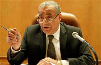 وزير التموين يبحث مع سفير رومانيا زيادة واردات القمح لمصر
