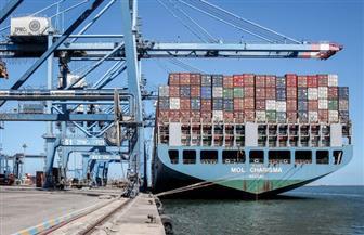 ميناء دمياط يستقبل 12 سفينة متنوعة و14 أخرى في انتظار الدخول