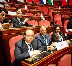سعاد المصري أمام لجنة المرأة في إيطاليا: البرلمان الحالي طفرة غير مسبوقة في تاريخ الحياة النيابية المصرية