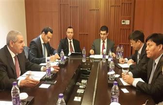 وزير التجارة  يبحث مع الشركات الصينية تعزيز استثماراتها بالسوق المصرى خلال المرحلة المقبلة