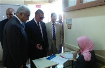 46 ألف طالب بالشهادة الإعدادية بكفرالشيخ يؤدون امتحانات نهاية العام في مادة اللغة العربية  صور
