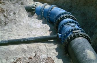 مياه الجيزة تنتهي من إحلال وتجديد شبكات المياه بشارعين بمنطقة بولاق الدكرور