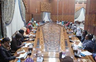 وفد الإعلاميات الإفريقيات يشيد بدور الأزهر وجهوده في تحصين شباب إفريقيا ضد الأفكار الإرهابية| صور