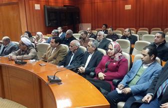 خلاف بين نائبين من الشرقية في اجتماع لجنة الزراعة والري حول إنشاء كلية الثروة السمكية