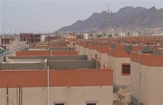 نائب وزير الإسكان يتفقد بعض مشروعات تطوير العشوائيات بجنوب سيناء