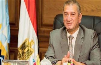 """محافظ كفر الشيخ يضع حجر أساس مشروع الصرف بـ""""كنيسة الصرادوسي"""""""