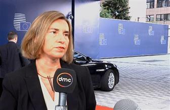 موجريني: جهود أوروبية وإفريقية لمكافحة الهجرة غير الشرعية والتصدي للعنصرية