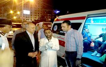 """ضبط 481 مخالفة مرورية و3 سائقين """"مدمنين"""" في حملة مرورية ببورسعيد"""
