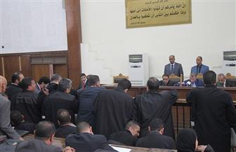 """تأجيل محاكمة 20 متهمًا بخلية """"داعش مطروح"""" إلى 30 مايو"""
