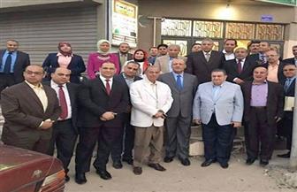 حزب المؤتمر يفتتح أمانته الجديدة بمحافظة القليوبية