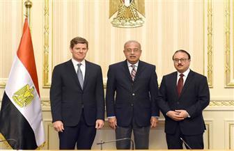 رئيس الوزراء يشهد التوقيع على اتفاقية تعاون بين شركة فيزا العالمية ووزارة الاتصالات| صور