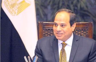 """السيسي ردًا على قرار ترشحه لفترة رئاسية ثانية : """"لكل حادث حديث"""""""