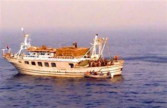 مركب صيد ترسل إشارة استغاثة بتعرضها للغرق شمال الغردقة