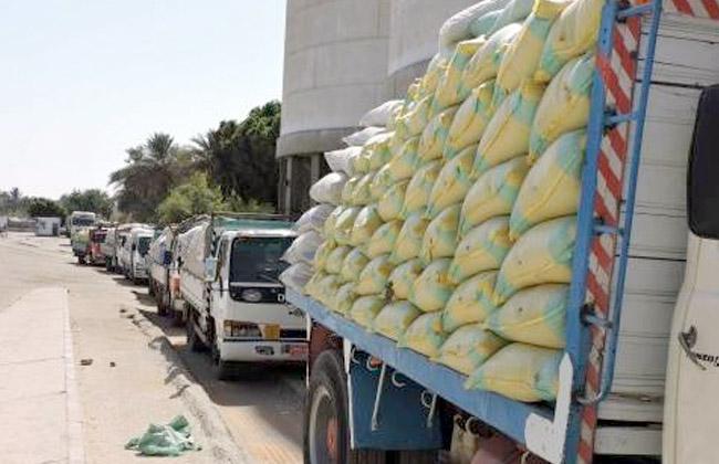 توريد 110 آلاف طن قمح لشون وصوامع محافظة الغربية