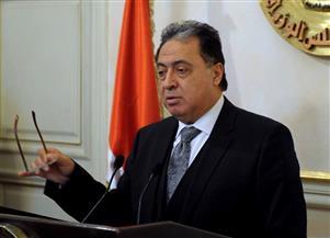 """وزير الصحة يأمر بنقل بعض حالات """"حادث المنيا"""" لمستشفى معهد ناصر"""