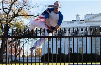 إعادة فتح البيت الأبيض بعد محاولة شخص القفز قرب سوره