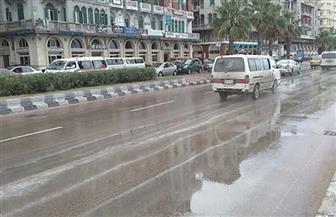"""""""الإسكندرية"""" تعلن احتمالية سقوط أمطار خفيفة خلال الأيام المقبلة"""