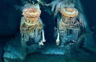 """على عمق 3800 متر.. البكتيريا تلتهم حطام """"تيتانيك"""""""