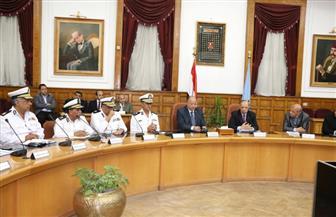 لليوم الثاني.. محافظ القاهرة يبحث مع مدير الأمن الإجراءات التنفيذية لاسترداد أراضي الدولة