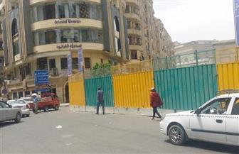 إغلاق شارع 26 يوليو من طلعت حرب لرمسيس بسبب مترو الأنفاق لمدة عام