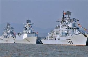 سفن دورية صينية تخترق المياه اليابانية قرب جزر متنازع عليها