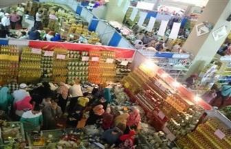 محافظ كفر الشيخ: افتتاح سوق دائمة للسلع الغذائية المخفضة قريبًا