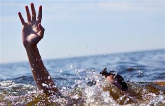 انتشال جثة عامل غرق فى ترعة المحمودية بالبحيرة