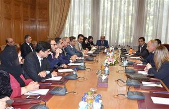 أبو الغيط يؤكد أهمية الحفاظ على الدولة الوطنية في العراق والوقوف أمام التدخلات الخارجية