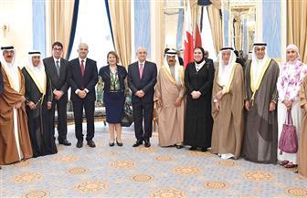 ختام فعاليات المعرض البحريني المصري المشترك الأول