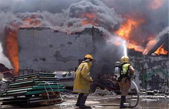 السيطرة علي حريق محدود بمصنع كيما أسوان