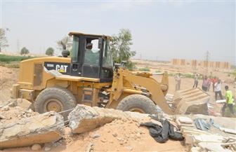 استرداد 342 فدانًا من أملاك الدولة في قنا | صور