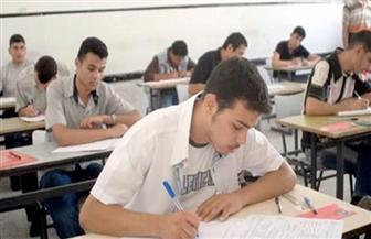 """طلاب الثانوية العامة """"الدور الثاني"""" يؤدون امتحانات الجيولوجيا والاستاتيكا والفلسفة والمنطق"""