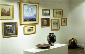 """معرض تشكيلي لأربعة فنانين من """"دفعة 98"""" بجاليري خان المغربي"""