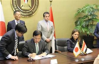 وزيرا التعليم العالى والاستثمار يوقعان اتفاقية تعاون مع الجايكا اليابانية لتمويل مبادرة التعليم