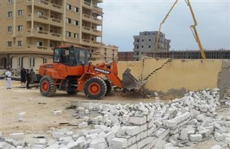 رئيس مدينة القصير: إزالة تعديات على 42 ألف متر من أملاك الدولة في 3 أيام