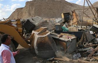 محافظ القاهرة: استرداد أكثر من 3 ملايين متر مربع خلال حملات استرداد أملاك الدولة| صور