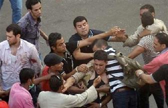 مقتل شخص وإصابة خمسة آخرين في مشاجرة علي قطعة  أرض بمنيل شيحة