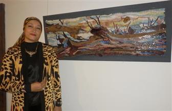 """جيهان مدكور: """"رابطة مصورات الفنون الجميلة"""" نافذتنا على الفن التشكيلي"""