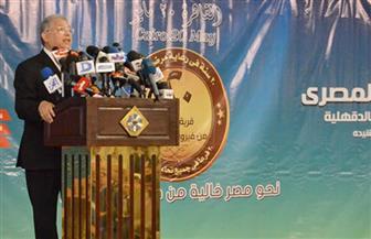 """جمال شيحة: نجحنا في القضاء على فيروس """"سي""""  بـ20 قرية مصرية   صور"""