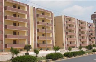 تسليم 17 وحدة سكنية للأسر الأولى بالرعاية بمركز ديرمواس في المنيا