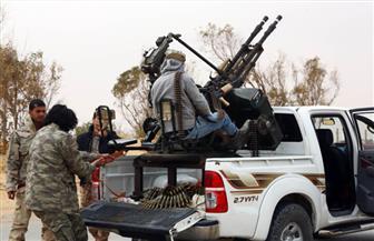 البرلمان العربي يندد بالهجوم على قاعدة براك الجوية الليبية