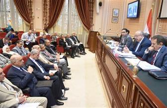 """""""إسكان البرلمان"""" تناقش طلب إحاطة بشأن الترخيض لأفراد بالبناء على أرض ملك الدولة بالشيخ زايد"""